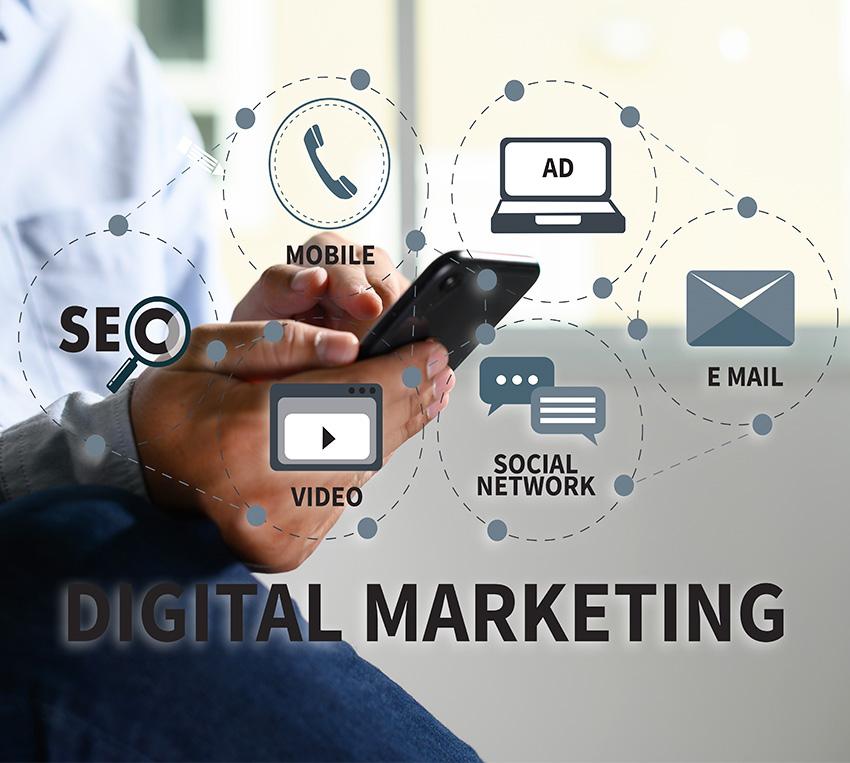 Digital Marketing in Manipal