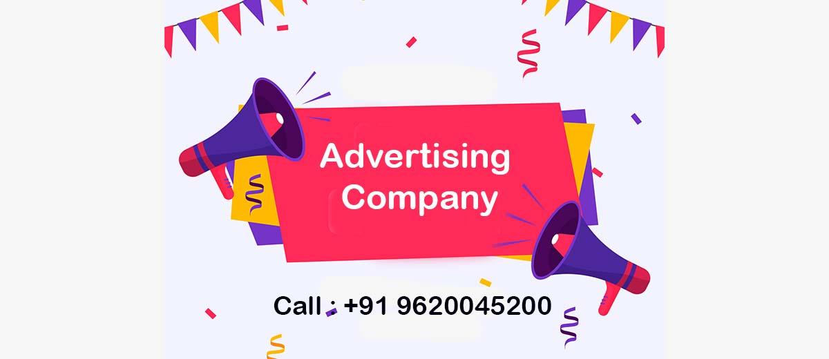 Ad Agency in Marathahalli