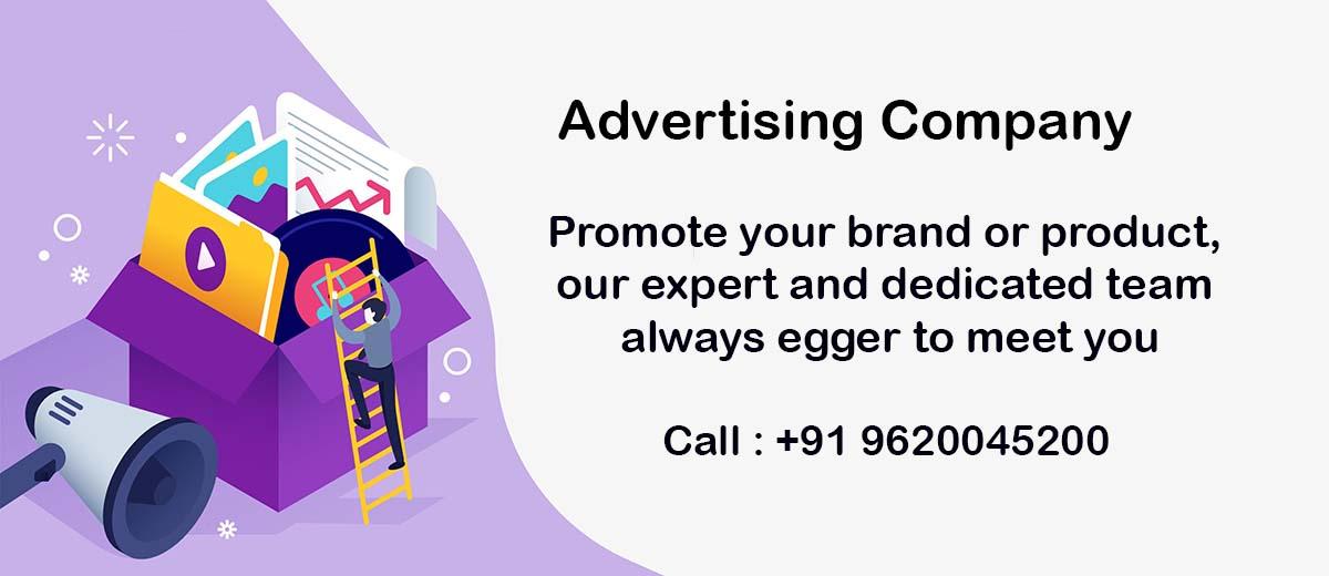 Advertising Agencies in JP Nagar