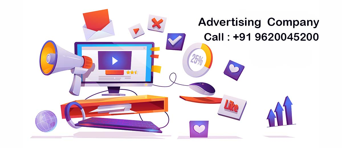 Ad Agency in Bommanahalli
