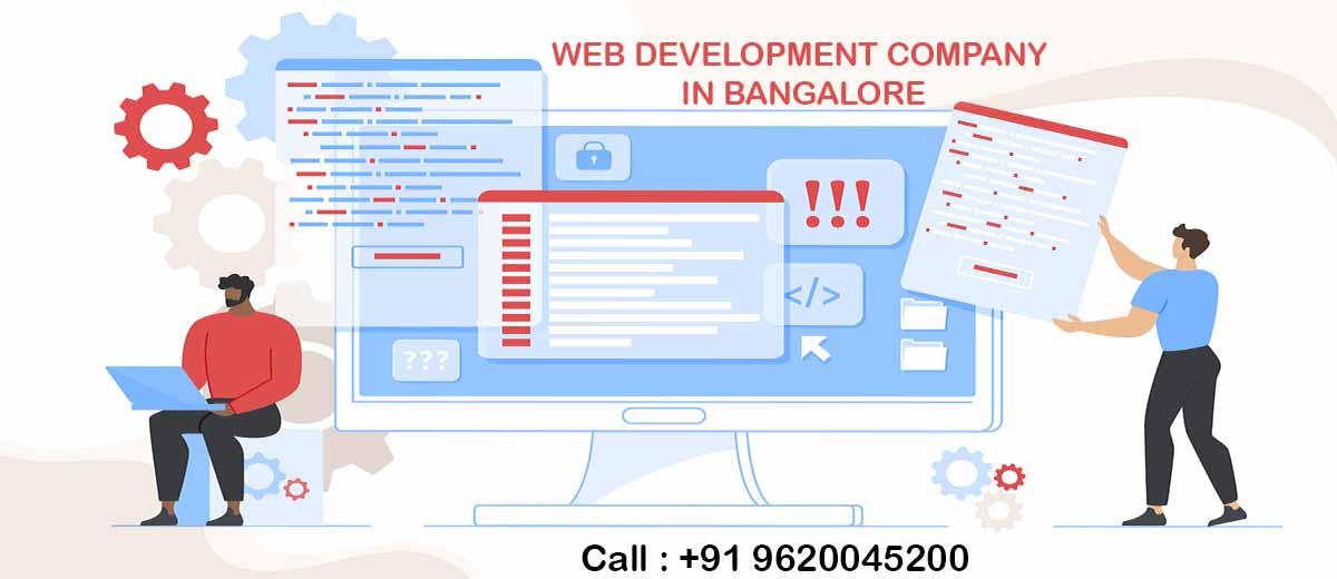 Web Development Company in JP Nagar