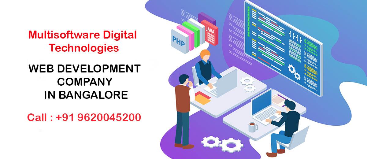 Web Development in Shivaji Nagar