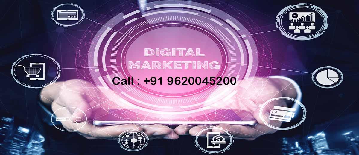 Digital Marketing in Whitefield