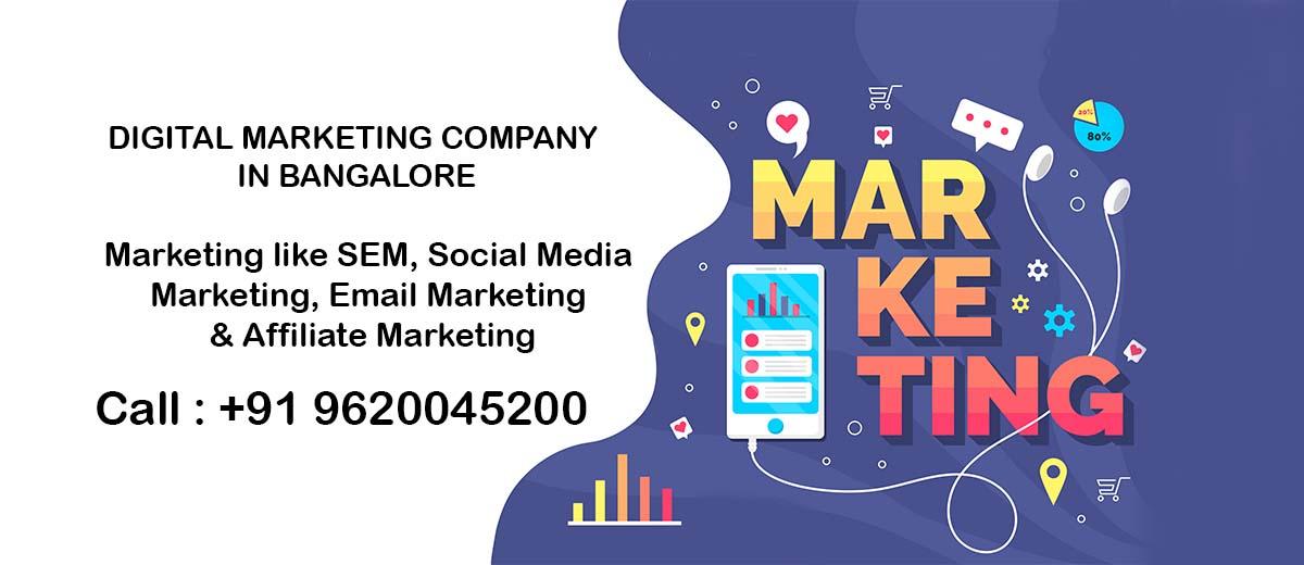 Digital Marketing in Rajarajeshwari Nagar
