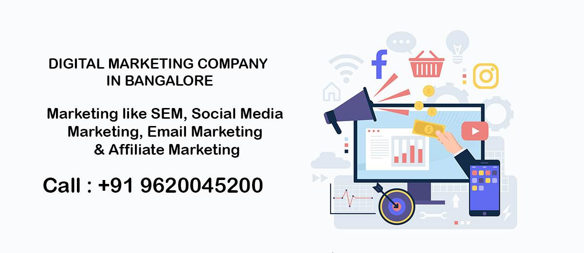 Digital Marketing in Peenya