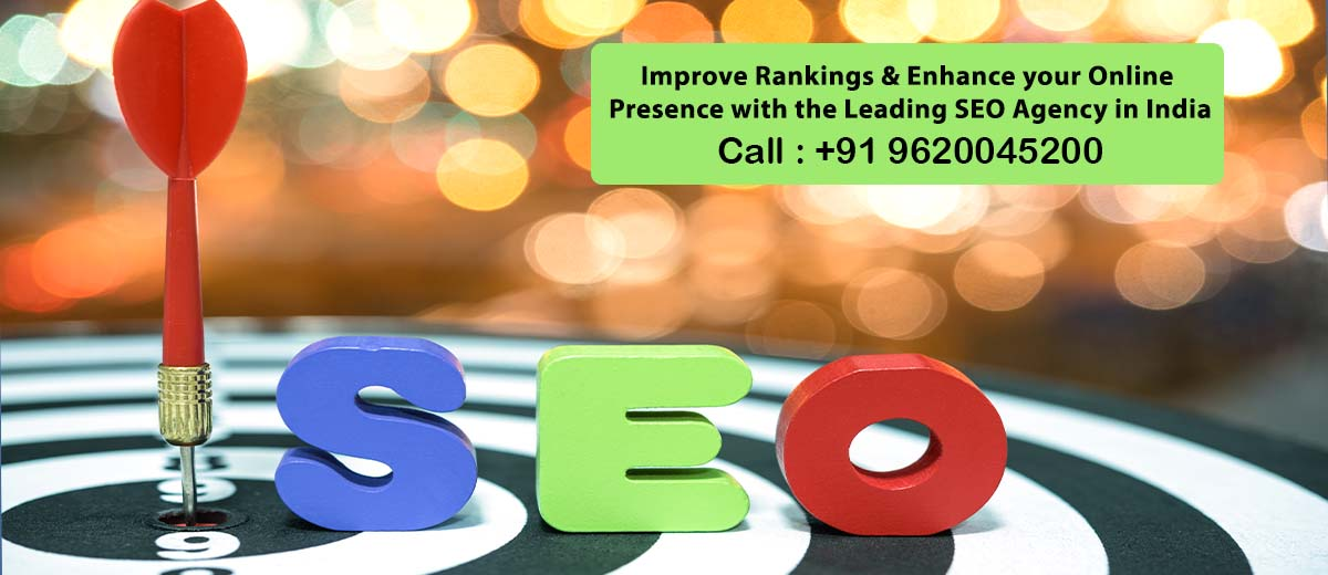 SEO Company in OMBR Layout