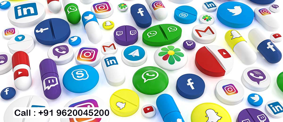 Social Media Marketing Company in MG Road
