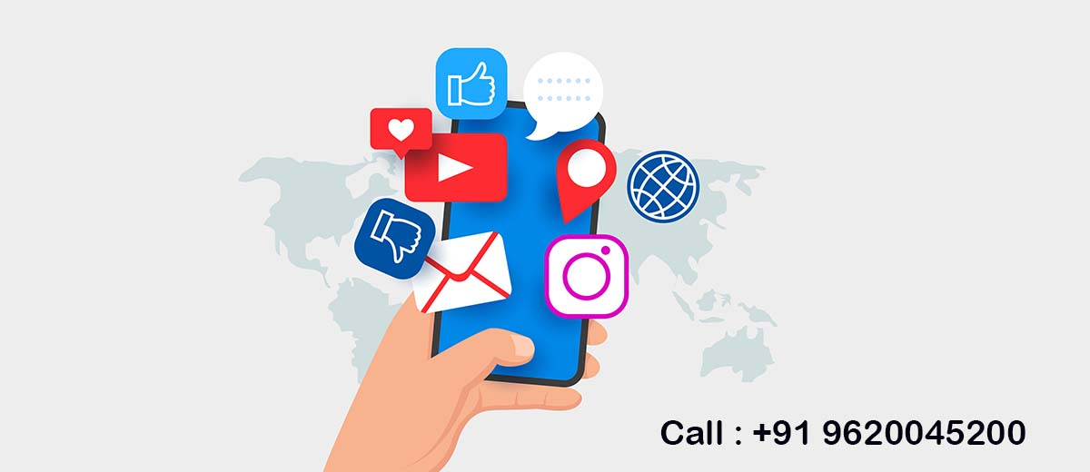 Social Media Marketing Company in Mathikere