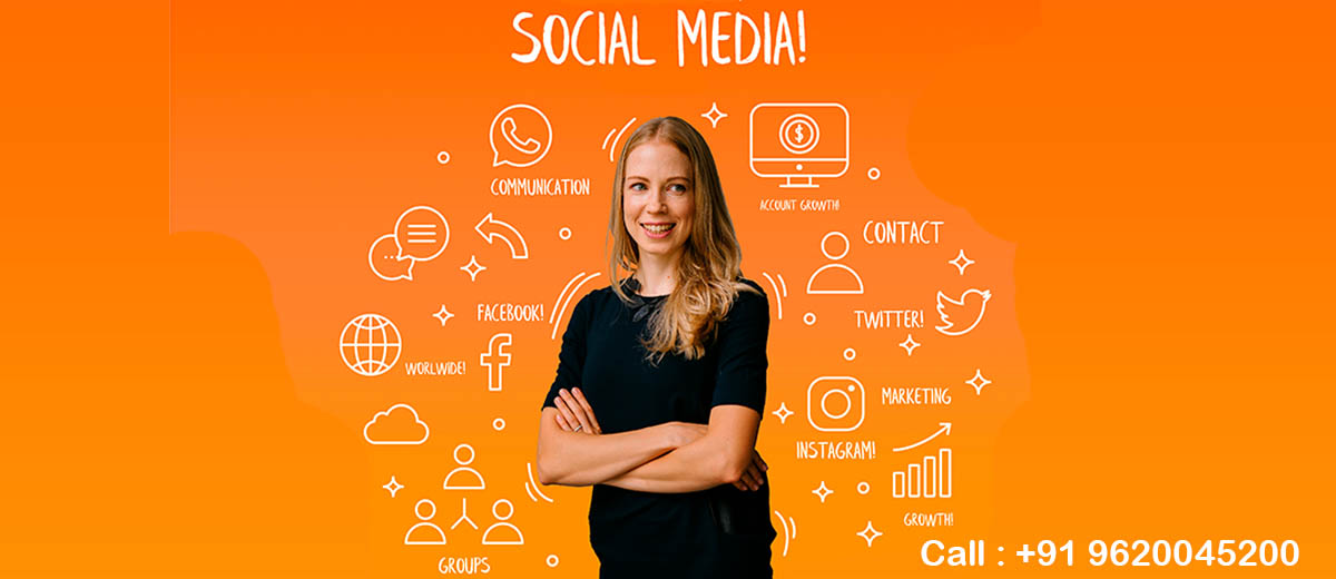 Social Media Marketing Company in Domlur | Facebook Promotion in Domlur