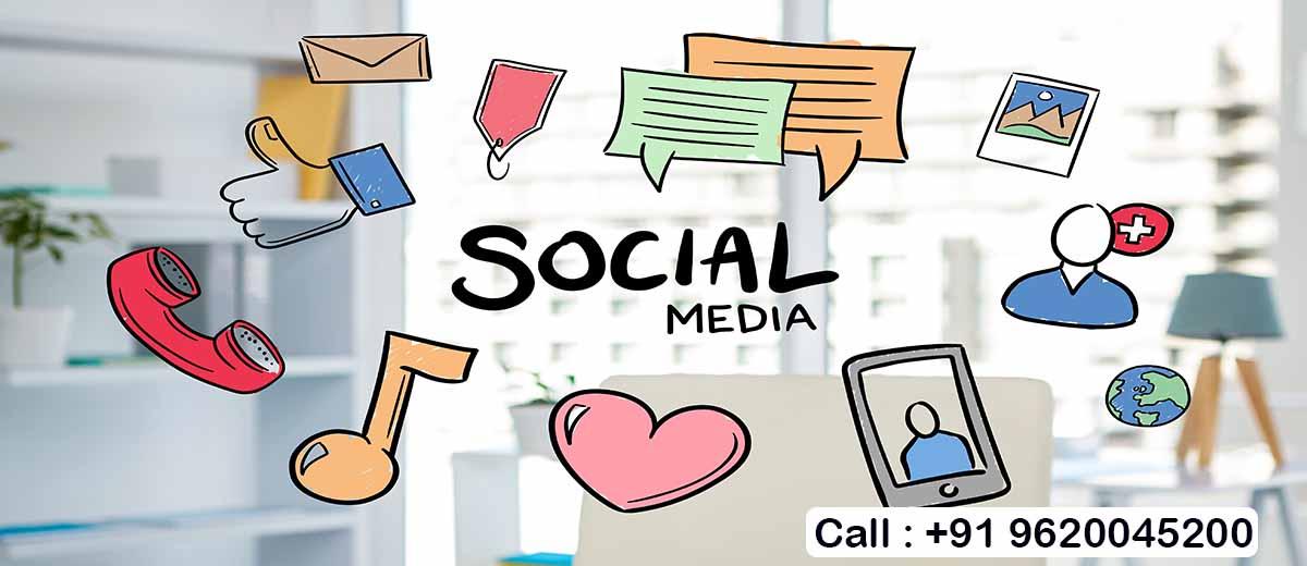 Social Media Marketing Company in Marathahalli