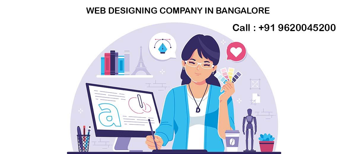Web Design Company in Kasturi Nagar