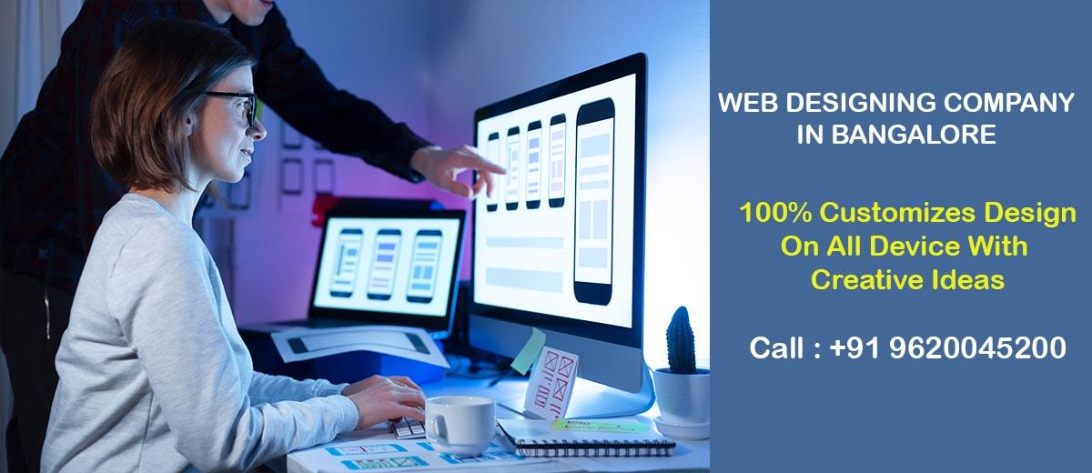 Web Design Company in Dollars Colony