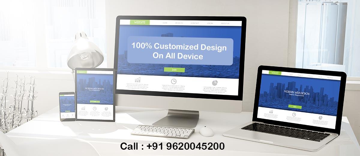 Website Designers in Kasturi Nagar