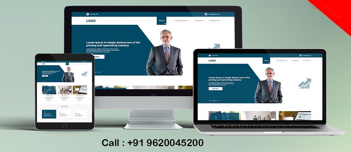 Website Design in KR Puram