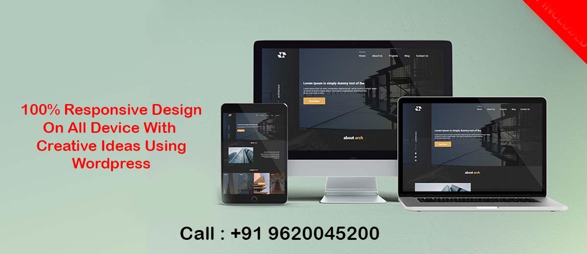Website Design in Peenya