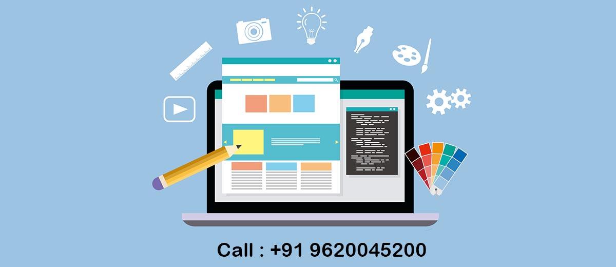 Website Design in Wilson Garden