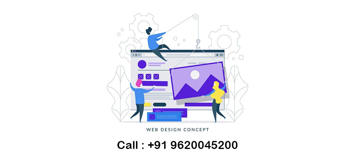 Website Design in Kodigehalli